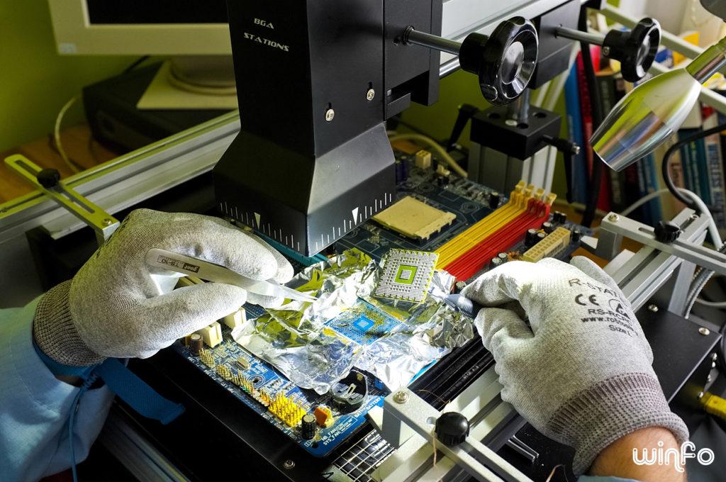 Winfo - naprawa laptopów i komputerów